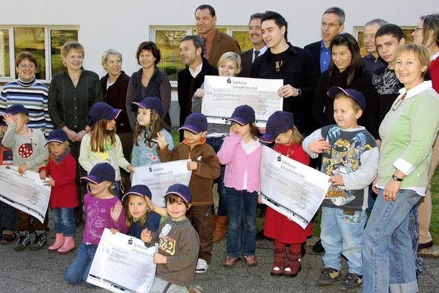 4500 Euro Kindergeld