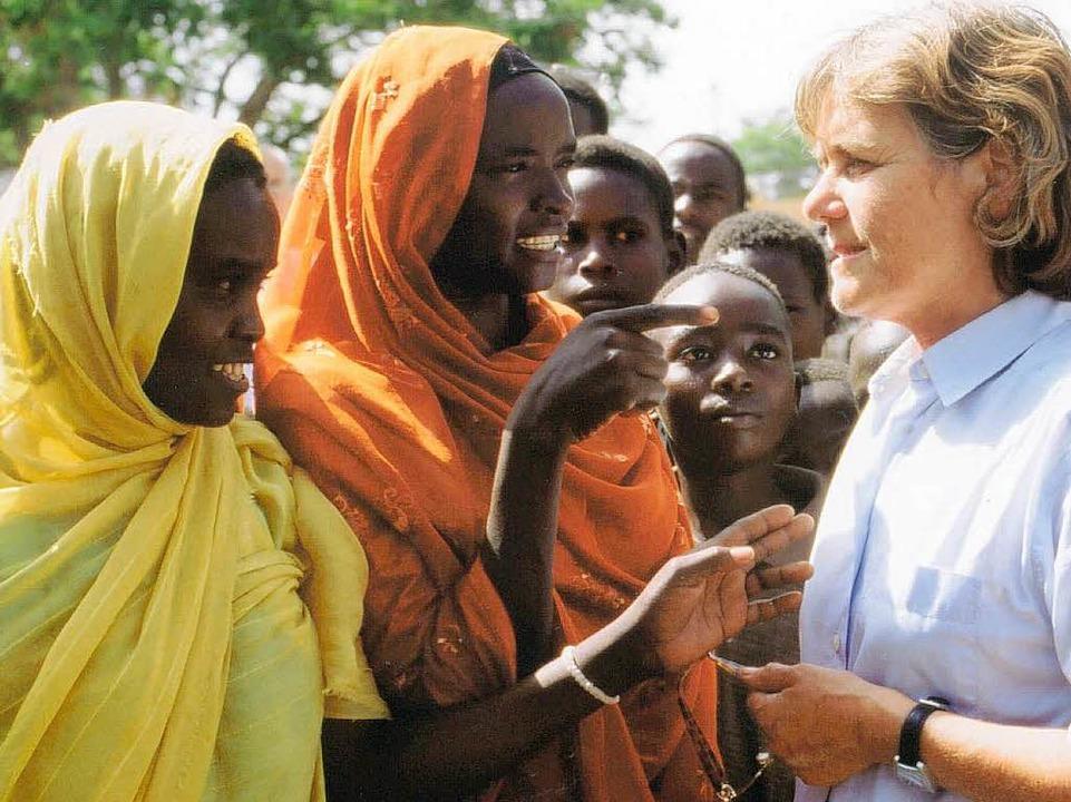 vor allem aber: Mit den Betroffenen vor Ort deren Probleme besprechen.  | Foto: PR