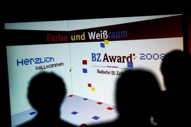Fotos: Die Verleihung des BZ Awards 2008