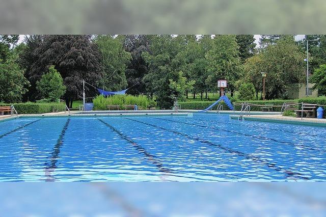 Problemfall Schwimmbad