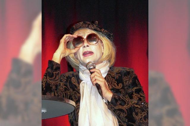 Die vergessene Irmgard Knef