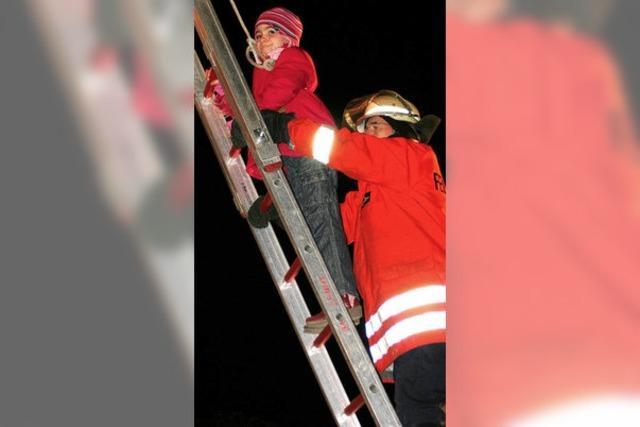 Mutige Grundschüler werden gerettet