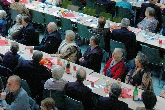 Feuerwehr-Senioren als Gemeinschaft