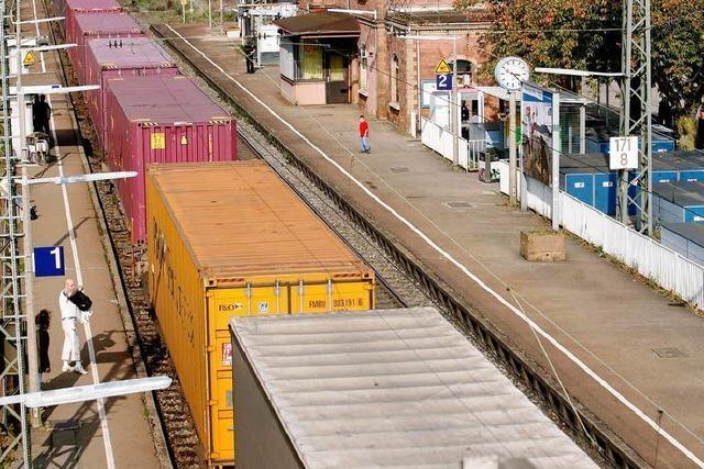 Lahr wünscht die Bahn raus aus der Stadt