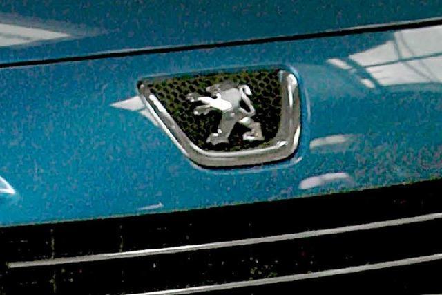 Peugeot macht drei Wochen dicht