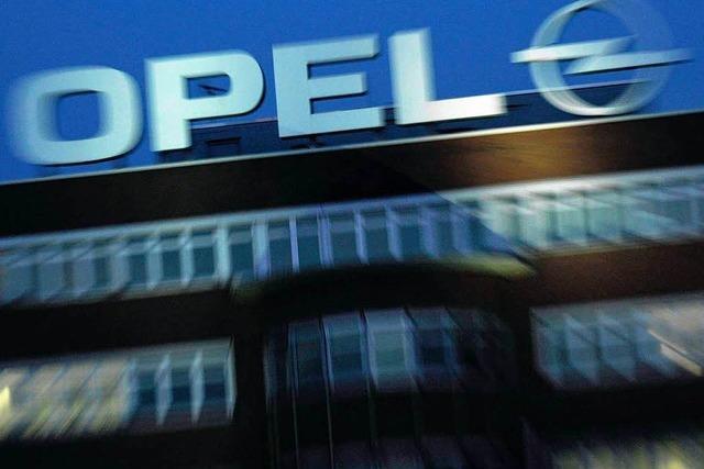 Merkel lässt Opel hoffen