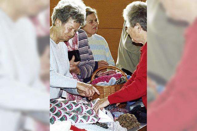 Basar wird wieder zum Dorffest