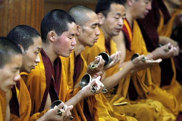 Was kommt nach dem Dalai Lama?