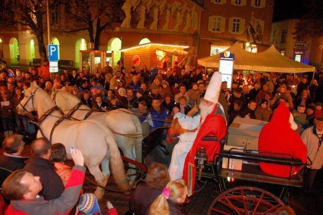 Mit Lichterfest startet auch Weihnachtsaktion