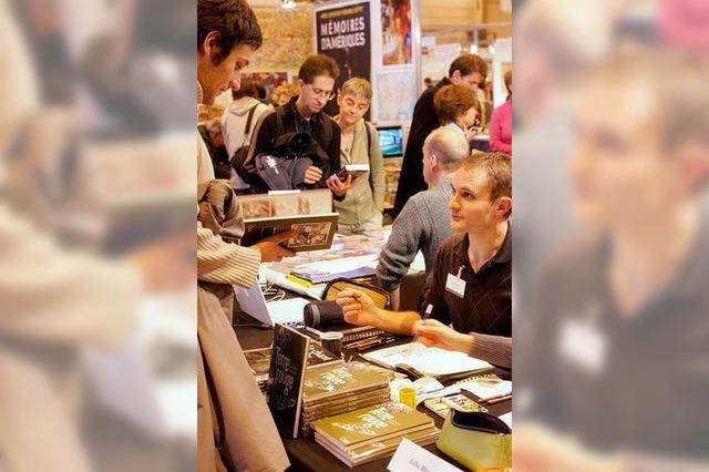 Größte regionale Buchmesse im Elsass