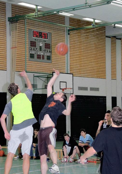 Basketball hat in Denzlingen seit Jahren Tradition.   | Foto: SKO