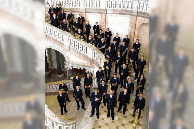 Polizeiorchester gastiert in Bad Bellingen