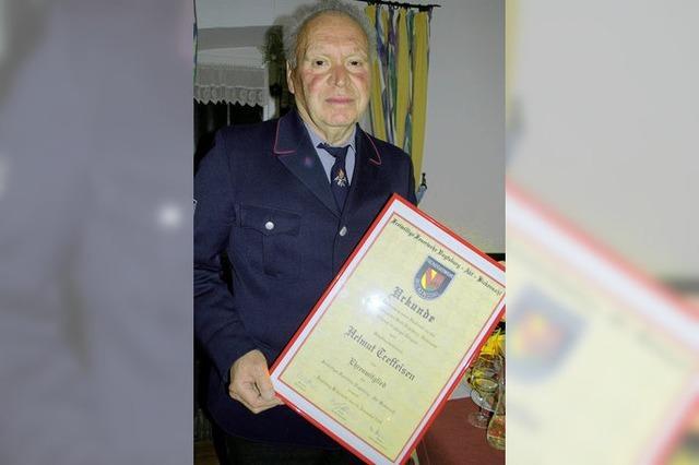 Achim Baer ist neuer Kommandant
