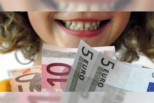 Früh den Umgang mit Geld lernen