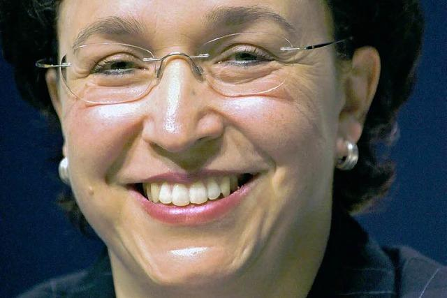 Birgit Homburger ist Spitzenkandidatin