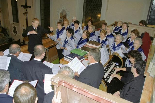 Im Bann der Kirchenmusik