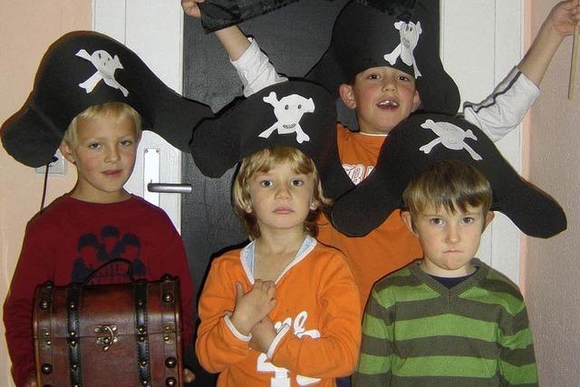 Piraten entern Münstertal