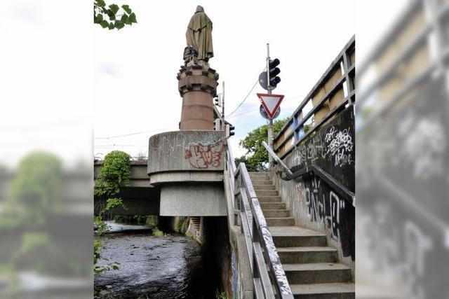 Stadt will Gefahrenpunkte für Radler entschärfen