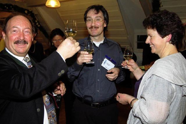 Orgelfreunde luden zur Weinprobe
