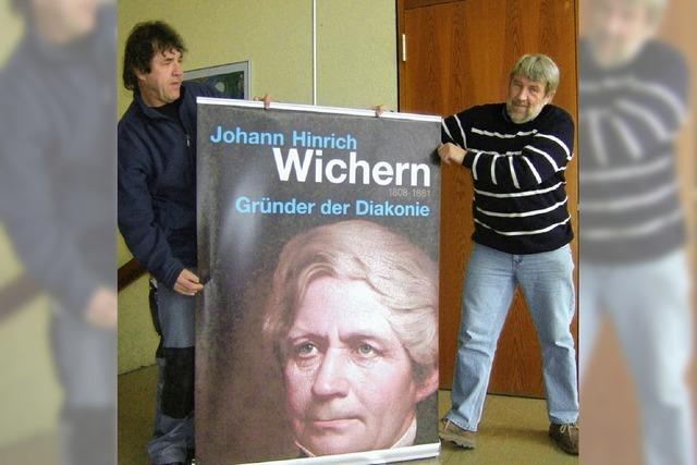 Wichern macht Station in Schopfheim
