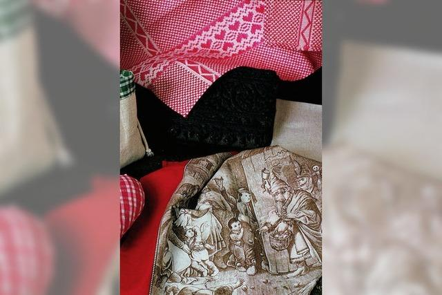 AUSFLUGSTIPP: Die Schatzkammer der Textilbranche