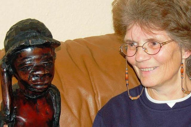 Gerda Pahl lebte elf Jahre in Johannesburg