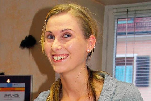 Katharina Wieclaw: Maßarbeit im Beruf