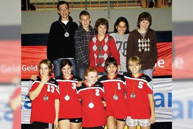 Offenburger Schulvolleyballer erfolgreich