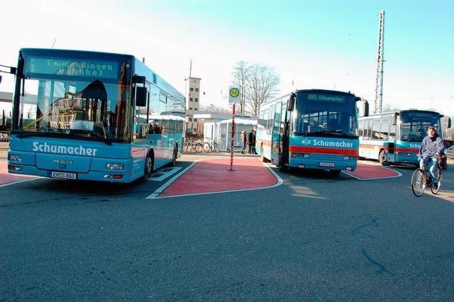 Querverbund soll Citybus weiter stärken