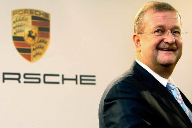 Porsche verkauft weniger Autos