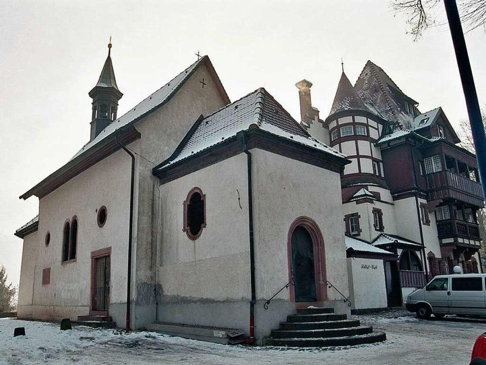 Freiburger Kleinod: Die Lorettokapelle...Café gehören zur Geschichte der Stadt.  | Foto: Regierungspräsidium