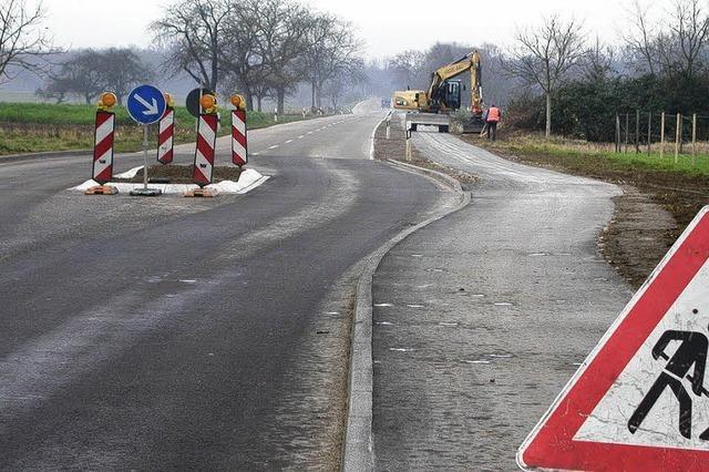 Bilder des Tages: Der Radweg