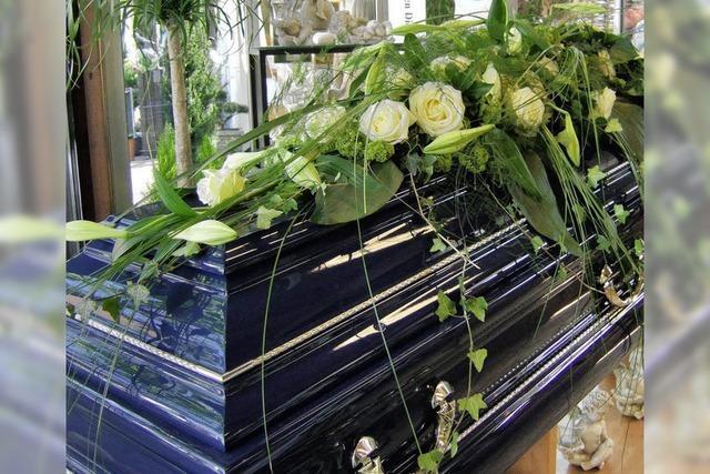 Auch in der Trauer nicht kostenblind