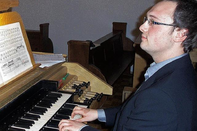 Generalprobe für den Traumberuf Kirchenmusiker