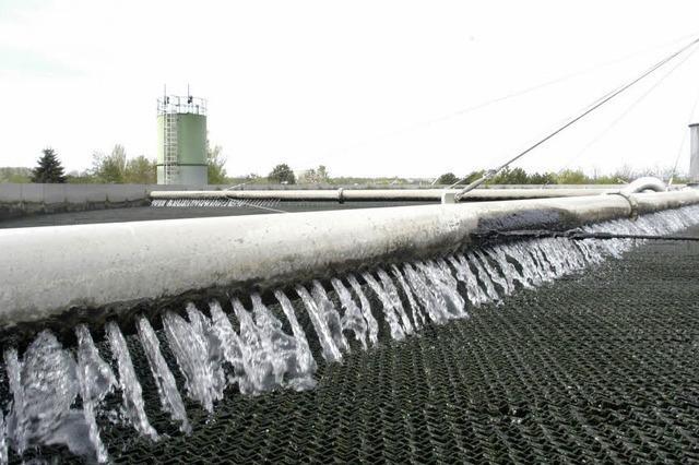 Abwasser kostet immens