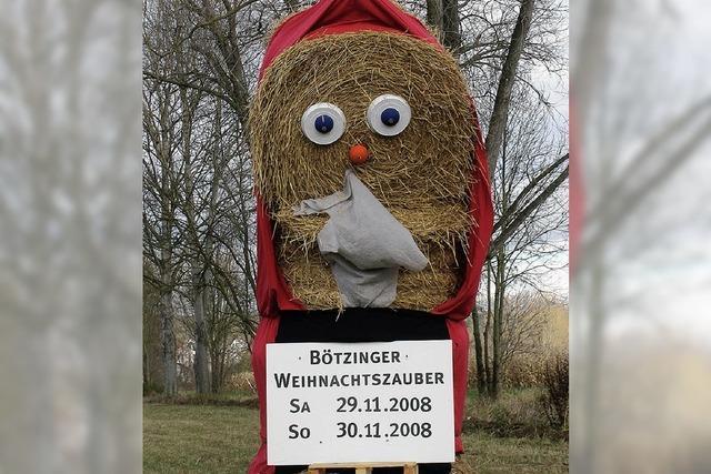 Weihnachtszauber zum Adventsauftakt in Bötzingen
