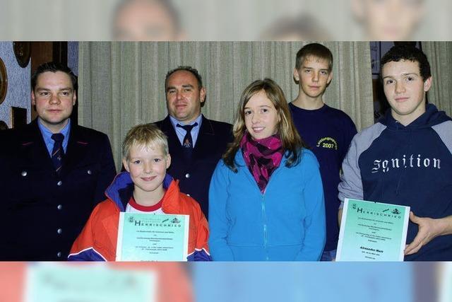 Bernhard Dannenberger übernimmt das Amt des Jugendwarts