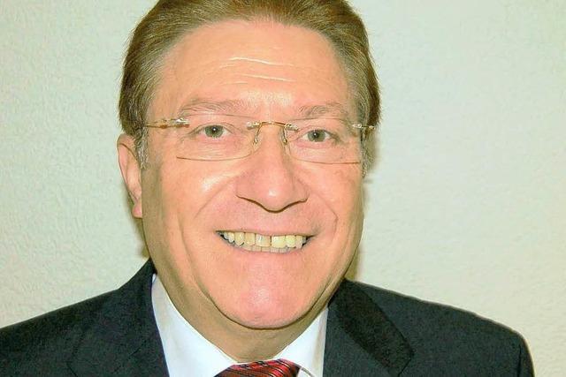Artur Bugger bereit für vierte Amtszeit