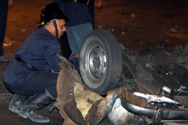 Rund 80 Tote bei Explosionen und Schießereien in Bombay