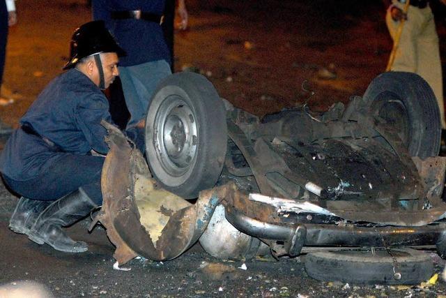 Blutbad in Bombay – Islamisten bekennen sich