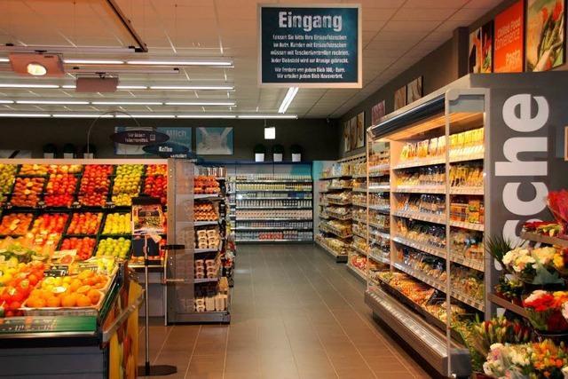 Neuer Lebensmittelmarkt ist eröffnet
