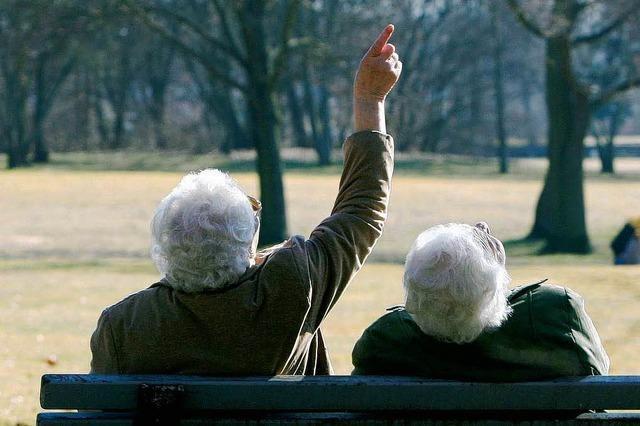 Was Friesenheimer Senioren wollen