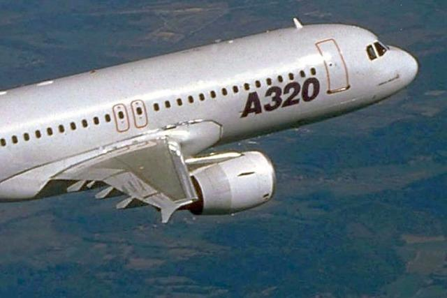 Airbus stürzt ins Meer – mindestens zwei Tote