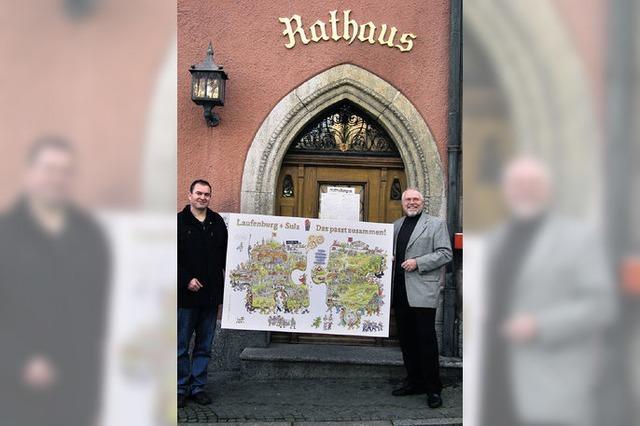 Laufenburg und Sulz schreiten zum Traualtar