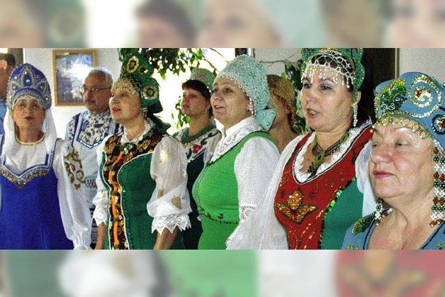 AWO feiert mit Senioren aus den Ortsteilen