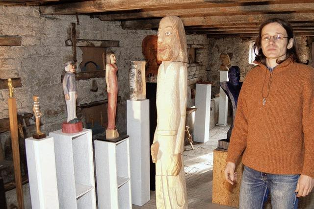 Begegnungen im Atelier – eine facettenreiche Skulpturenwerkstatt