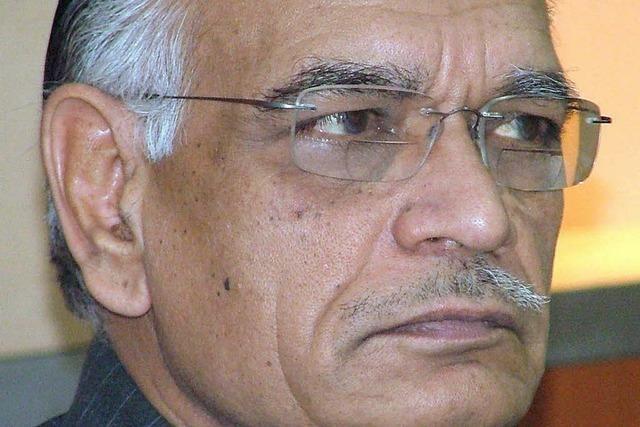 Weiterer indischer Politiker gibt Amt auf