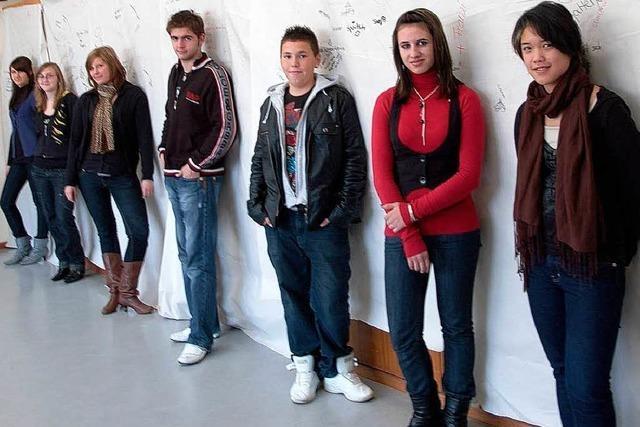 Schüler-Bewerbungstraining einmal anders