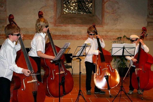 Wichtige Erfahrungen im Ensemble