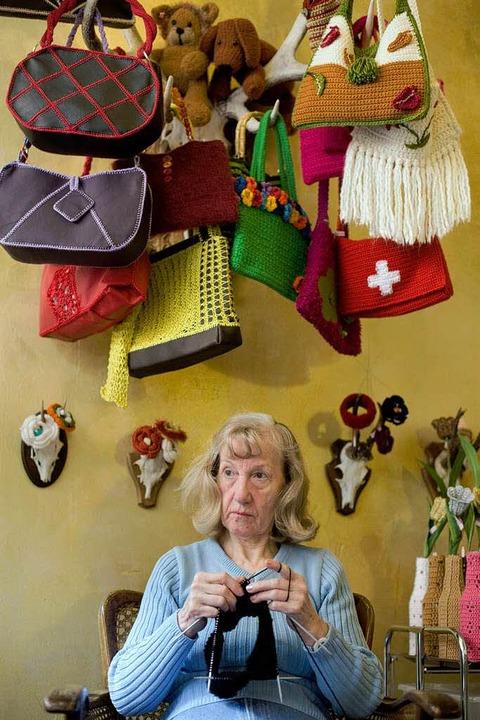 """Alles selbst gemacht: Taschen aus der Stuttgarter """"Mascherie"""""""
